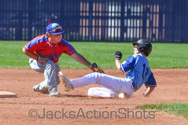Slammers vs Cherry Creek - September 1 2019