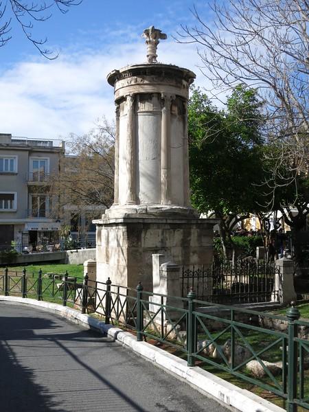 Choragic Monument of Lysicrates, 335 BCE