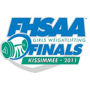 FHSAA 2011 Girls Weightlifting Finals