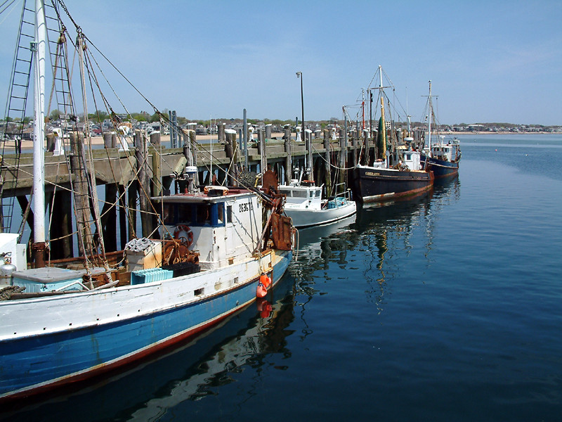 Provincetown - Fishing Boats.jpg