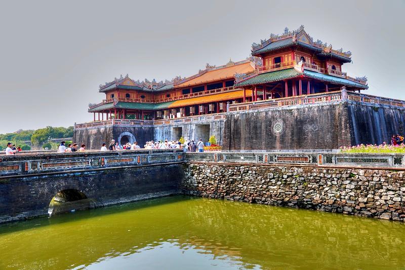 Ngo Mon Gate - Imperial City - Hue