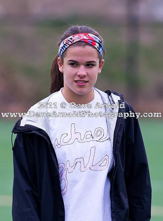 4/25/2011 - GirlsVarsity Lacrosse - Thayer vs Nobles