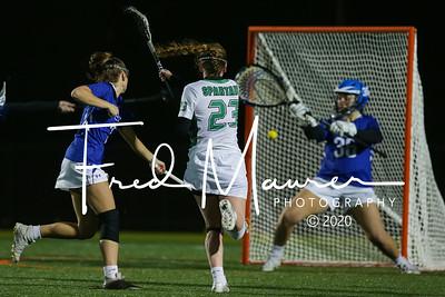 2/26/2020 YCP Women's Lacrosse vs F&M