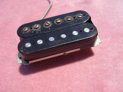 486- 1965 335/ SG Patent No. pickups
