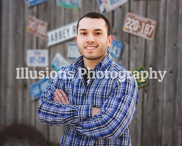 Cody Ortiz - Angelo State University Graduate