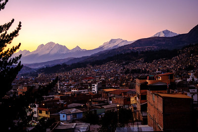Lima and Huaraz