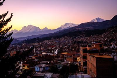 Lima and Huaraz
