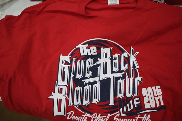 Blood Drive Sponsored by JROTC