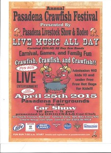 Crawfish Festival 2015