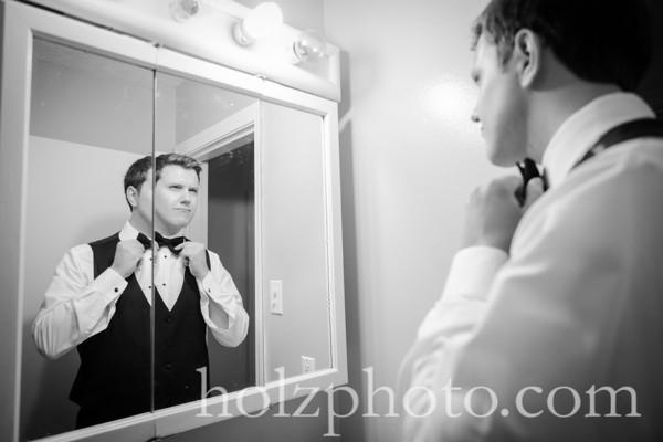 Amy & Jon B/W Wedding Photography