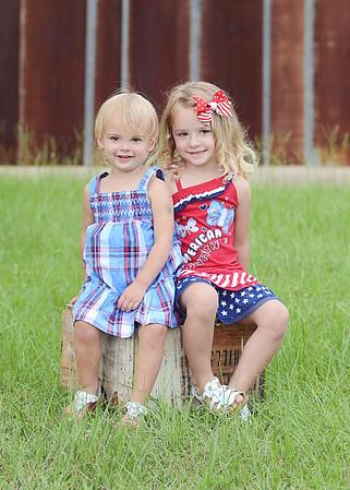 Ellie & Marleigh