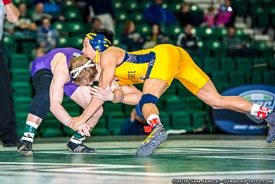 Quarterfinals - 2016 MAC Championships 3/5/16