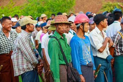 Land conflic in Myanmar