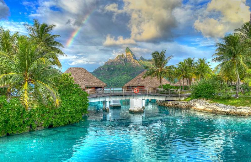 St. Regis Resort - Bora Bora