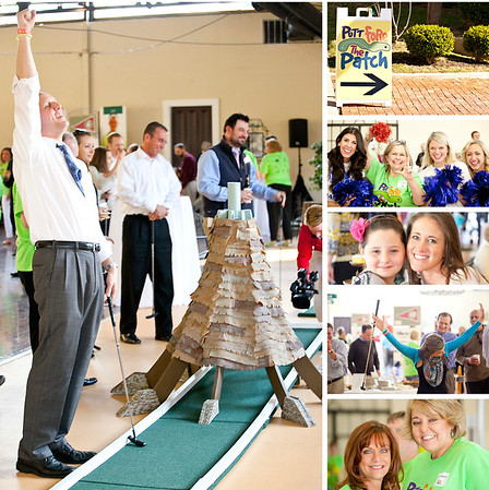 April 2014 | 4th Annual Putt Fore The Patch | The Cabbage Patch