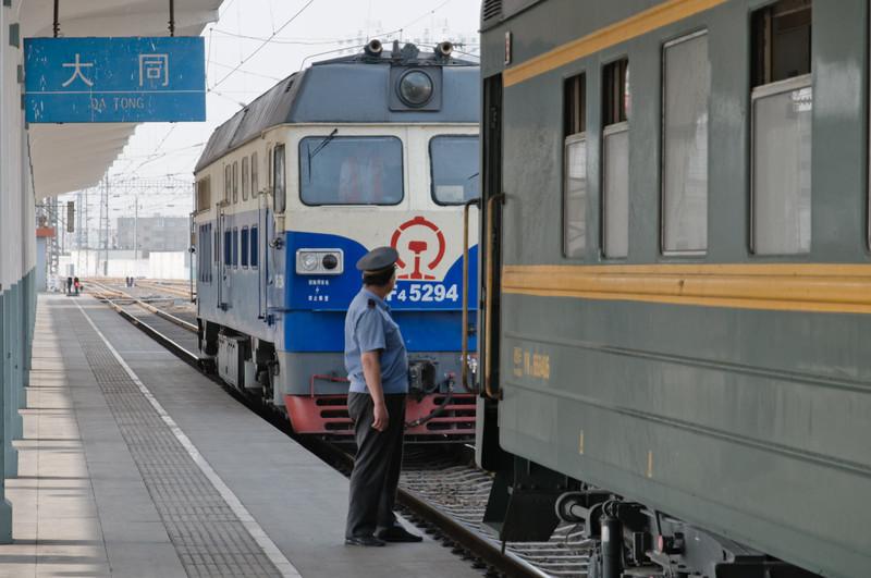 Und wieder bekommen wir eine neue Lokomotive.