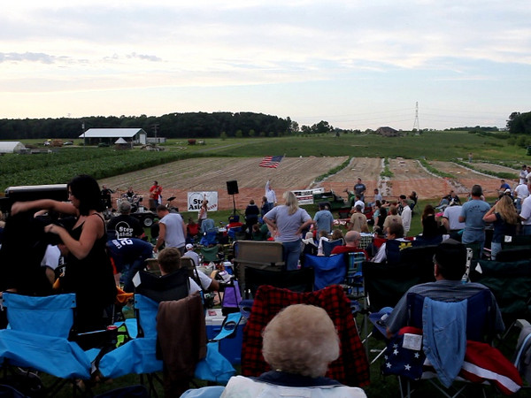 Was at a farm in Dexter, MI for the 4th of July.  For some reason, having lived in half a dozen cities, I've found the mid-west to be much more patriotic then the rest of the states; certainly they display it more then the coasts do.  To me, this video shows the patriotic america that I think the rest of the world sees when looking at us.