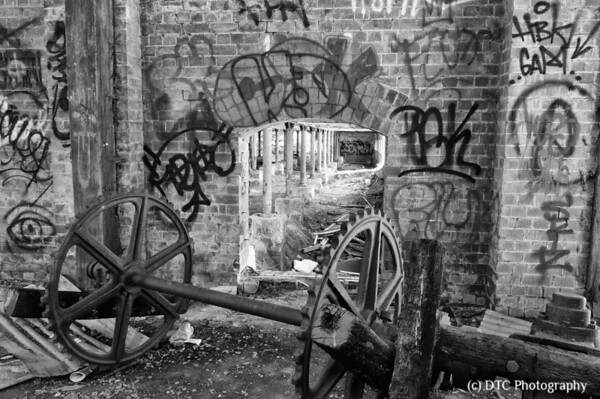 The abandoned Maltings (Tooth & Co Ltd), Mittagong