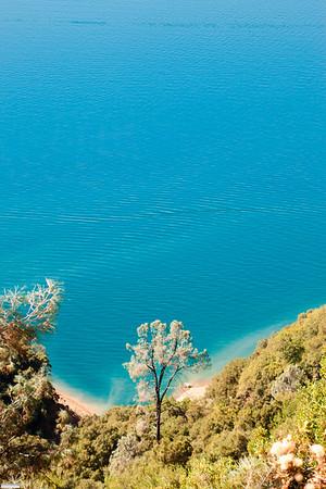 Lake Shasta and surrounding areas...