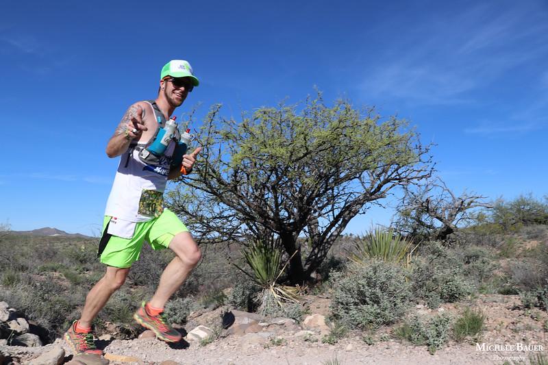Vail Scramble - Arizona Trail Running 2019