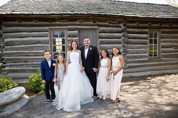 Stevens-Dix Wedding