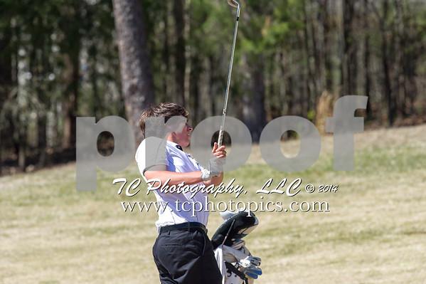 2015 - Men's Golf