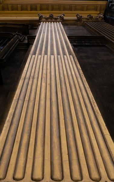 Column geometry