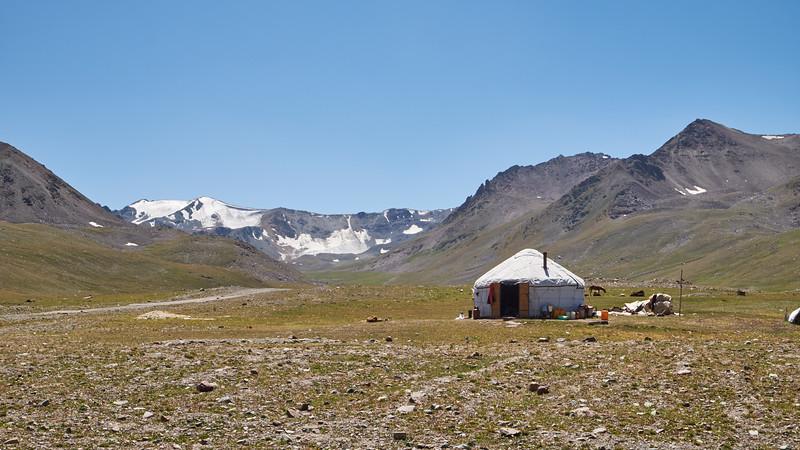 Oš - Biškek