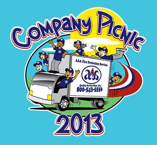 Company Picnic 2013