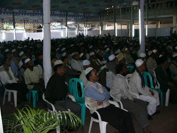 80th Jalsa Salana Bangladesh 2004