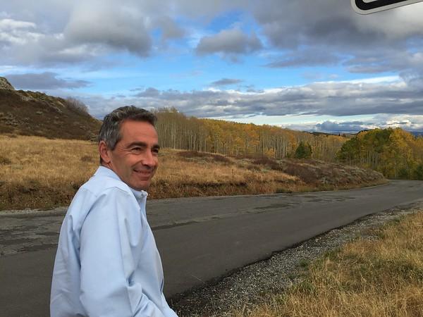10/2/15 - Utah Wasatch Mountains