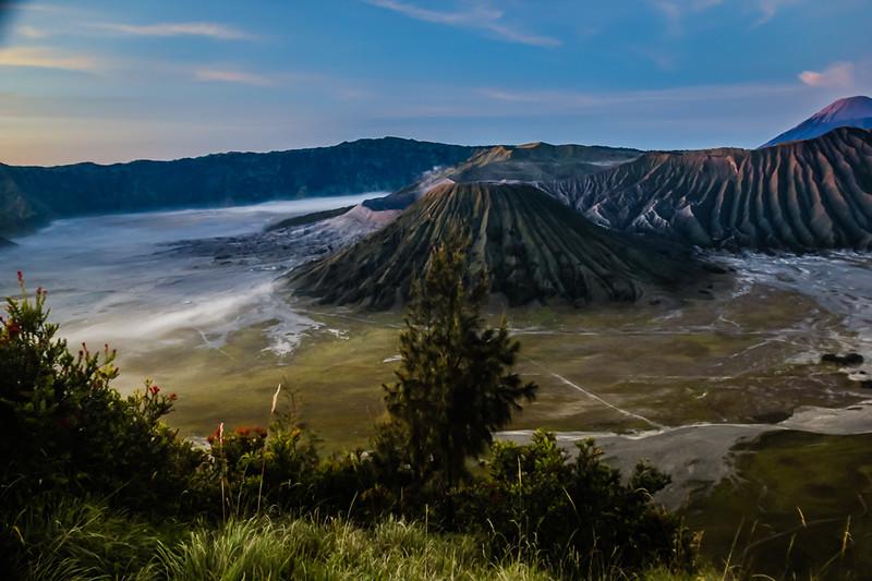 Southeast Asia adventures Indonesia Mount Bromo Hiking