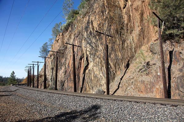 Union Pacific Railroad @ Cape Horn