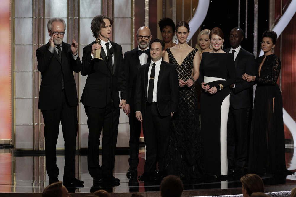 . Best Miniseries or Motion Picture Made for Television: Game Change