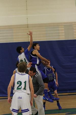 Sam Shuberg 2013-2014 Wildcat Basketball