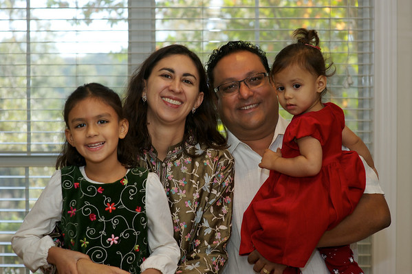The Di Benedetto Singh Family 2012