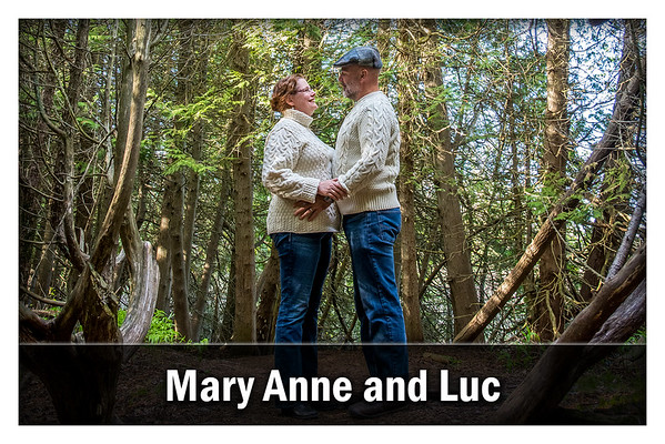 Mary Anne and Luc