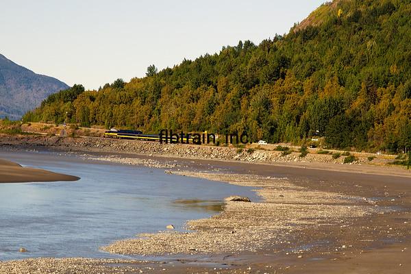 August 23 - August 27, 2015 - Rail Cruise Seward to Fairbanks