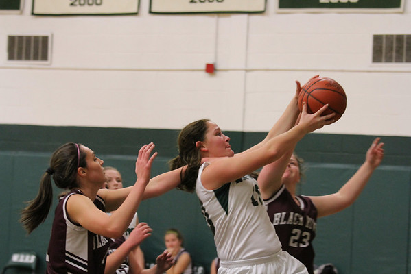 WUHS Girls Basketball vs Black River