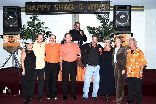 CSRA Shag Club - Halloween & Election Party 2006