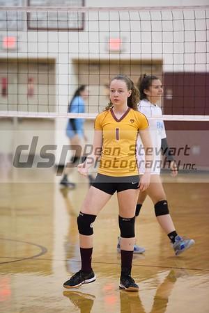 SCHS JV G Volleyball 9-12-18