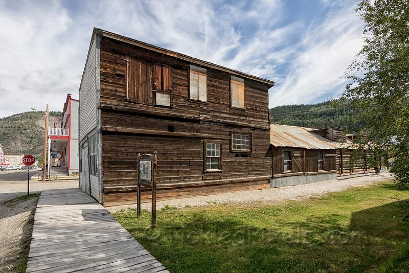 Billy Bigg's Blacksmith Shop