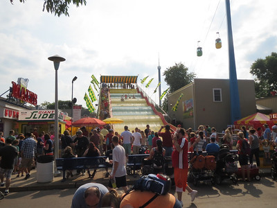 Minnesota State Fair 2013, 2014, & 2015