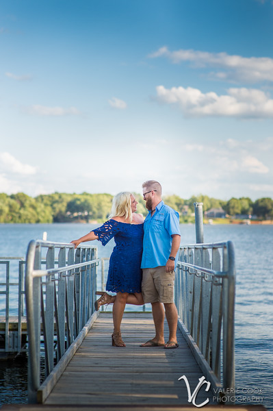 Harned - Tohill Engagement