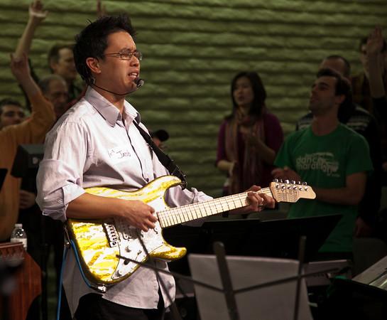 CA Harvest Worship 2011