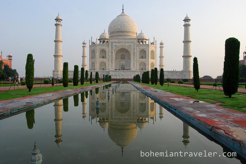 Taj Mahal and reflection (7).jpg