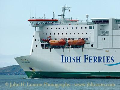 Irish Ferries - Irish Continental Group (ICG)