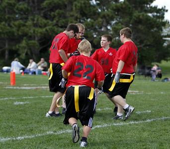 2014 Mount Michael Flag Football
