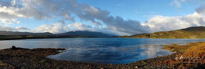Kyle of Durness panorama