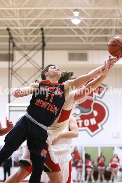 NNHS Boys Basketball vs SN 2018